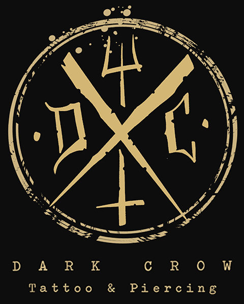 Dark Crow Tattoo